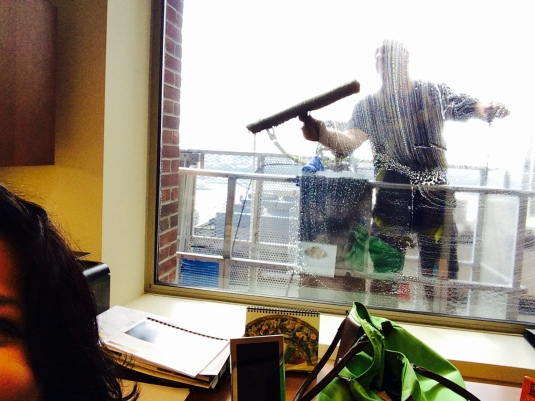 window cleaner